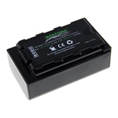 PATONA batéria pre foto Panasonic VW-VBD29 2600mAh Li-Ion PT1229