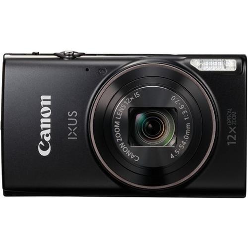 "Fotoaparát Canon IXUS 285 HS BLACK - 20MP,12x zoom,25-300mm,3,0"",GPS,Wi-Fi 1076C001"