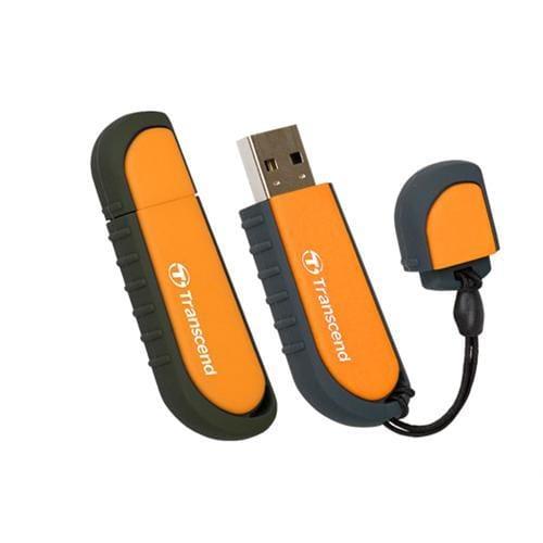 USB kľúč 8GB Transcend JetFlash V70, oranžový TS8GJFV70