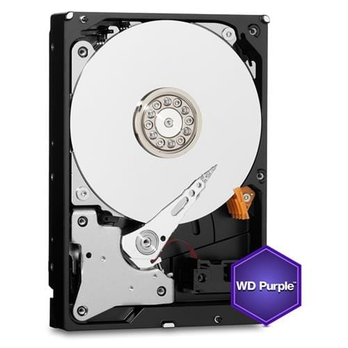 Pevný Disk WD Purple NV 6TB, 3,5, 64MB, IntelliPower, SATAIII, WD6NPURX