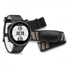 Garmin Forerunner 230, Black & White Bundle