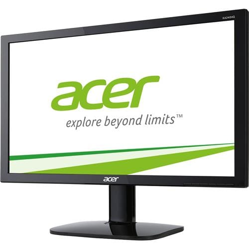 Monitor Acer KA220HQbid, 22'', LED, 5ms, 100M:1, 200cd, čierny