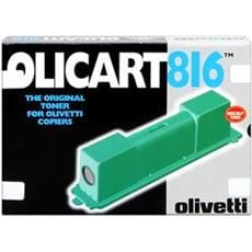 Toner OLIVETTI B0087 Copia 7041/8516/8520 black (4ks v bal.)