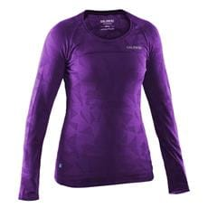 SALMING Running LS Top Women Purple M