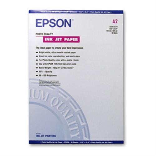 Papier EPSON S042071 Photo Quality Ink Jet, 104g/m, A2, 30ks