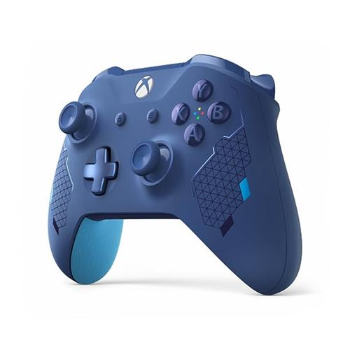 XBOX ONE - Bezdrôtový ovládač Xbox One Special Edition Sport Blue WL3-00146