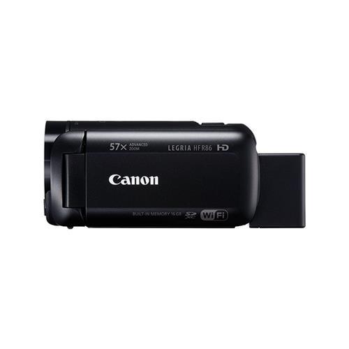 Kamera Canon LEGRIA HF R86 Black, Full HD, 32x zoom 1959C014