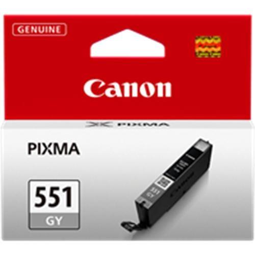 Kazeta CANON CLI-551GY grey MG 6350 6512B001