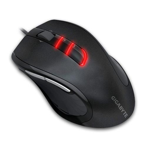 Myš GIGABYTE optická 6900 USB 800/3200dpi čierna GM-M6900