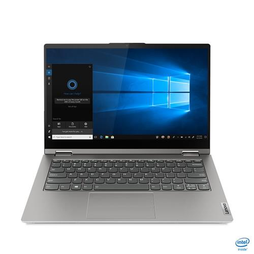 "LENOVO ThinkBook 14s Yoga ITL - i7-1165G7@4.7GHz,14"" FHD IPS,16GB,512SSD,W10P,Šedá 20WE0001CK"