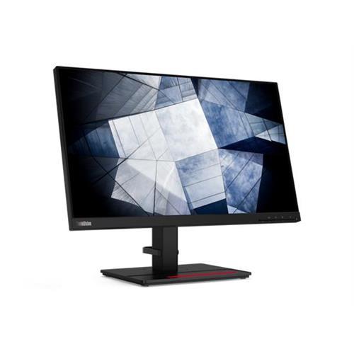"""Monitor Lenovo P24h-20 23.8"""" - 2560x1440, QHD, IPS, 16:9, 1000:1, 300cd, 4ms, HDMI+DP+USB-C+USB+RJ45, 3y, BEZRAMOVY, VESA 61F4GAT1EU"""