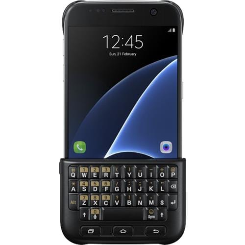 Samsung Keyboard Cover pre S7 (G930) Black EJ-CG930UBEGGB