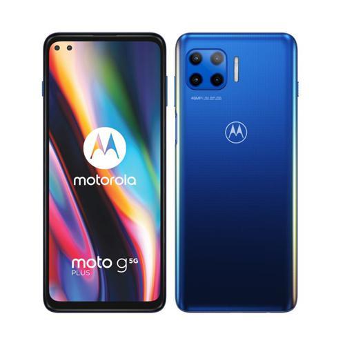 MOTOROLA Moto G 5G Plus, 6GB/128GB DUAL Sim blue PAK90007PL