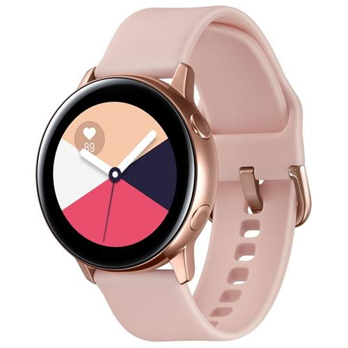 Samsung Galaxy Watch Active R500, zlaté SM-R500NZDAXEZ