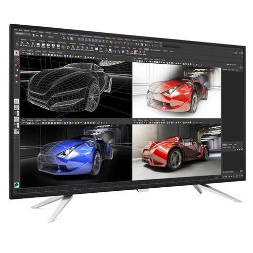 """Monitor Philips BDM4350UC/00 43"""" AH-IPS LED 3840x2160 50 000 000:1 5ms 300cd 2xHDMI 2xDP DVI repro"""