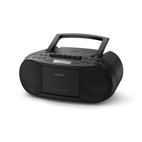 Sony rádiomagnetofón s CD prehr. CFD-S70, čierny CFDS70B.CET