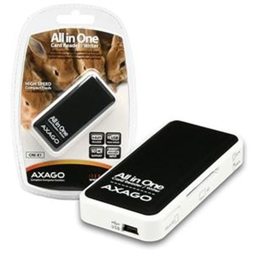 Čítačka kariet Axago 5-slot ALL-IN-ONE CRE-X1