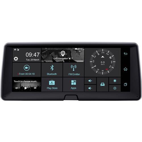 Phonocar VM321 Dashboard Multimediasystem, displej, mikrofon 1668337