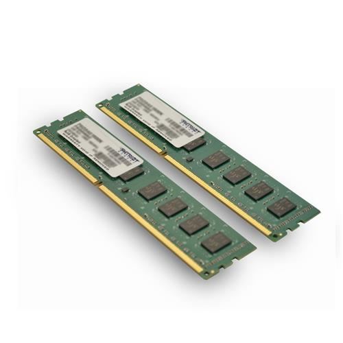 8GB DDR3 1600MHz Patriot CL11 kit 2x4GB PSD38G1600K
