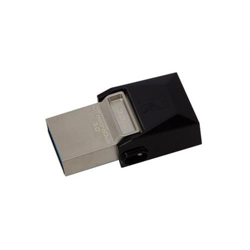 USB kľúč 64GB Kingston DataTraveler MicroDuo + OTG (USB 3.0) DTDUO3/64GB