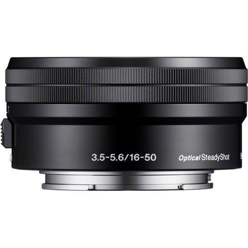 Sony objektív SEL-P1650,16-50mm,F4 pre NEX SELP1650.AE