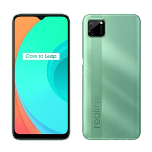 Realme C11 3GB+32GB Zelený RMX2185.G