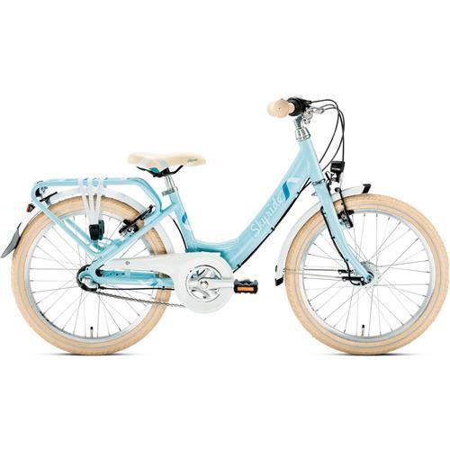 PUKY - detký bicykel SKYRIDE 20-3 Alu modrý 2019 4015731044519