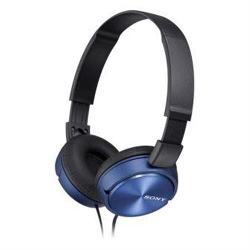 Slúchadlá SONY MDR-ZX310, Blue MDRZX310L.AE