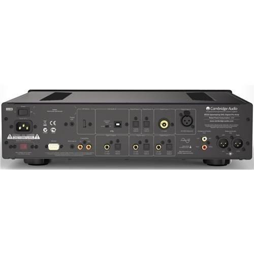 DAC CA Azur 851D high-end externý DAC s digitálnym predzosilňovačom - strieborný C10661K