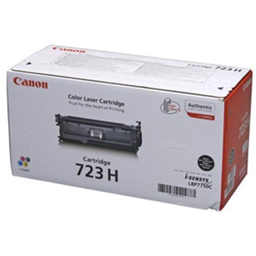 Toner CANON CRG-723H black LBP 7750CDN (10 000 str.) 2645B002