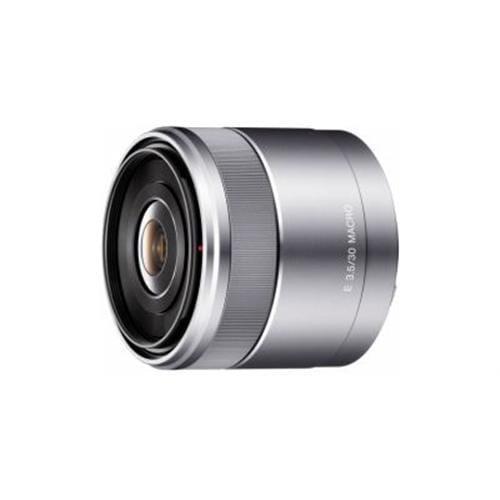 Sony objektív SEL-30M35,30mm,F3,5,MAKRO,NEX 3/5 SEL30M35.AE