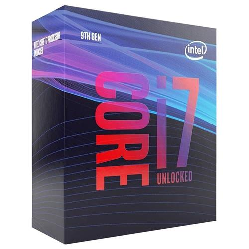 CPU Intel Core i7-9700KF (3.6GHz, LGA1151) BX80684I79700KF
