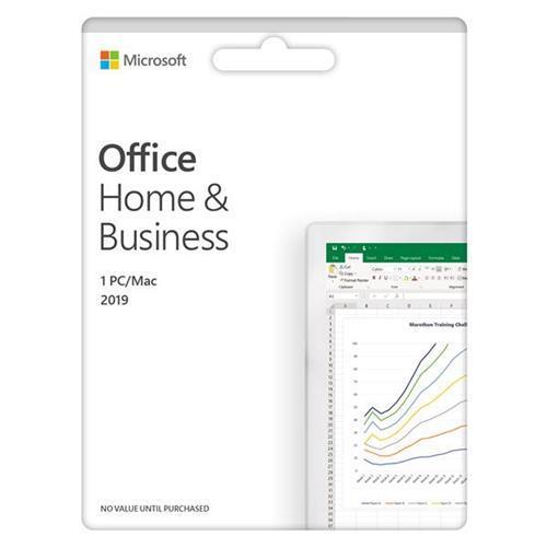 Office 2019 pre podnikateľov - Czech Medialess T5D-03195