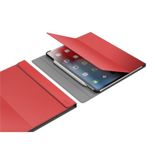 LAB.C Slim Fit case for iPad Pro 11 (2018) - Red LABC-521-IPD11-RD