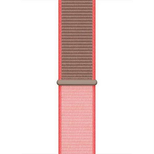 Apple Watch 44mm Neon Pink Sport Loop MXMU2ZM/A