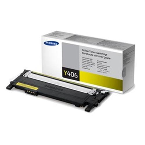 Toner SAMSUNG CLT-Y406S CLP 360/365, CLX 3300/3305 yellow CLT-Y406S/ELS