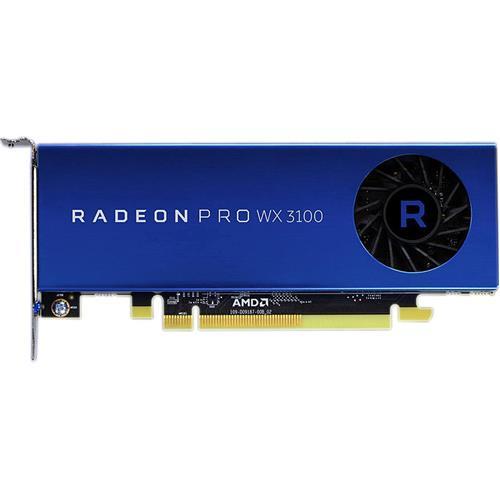 AMD Radeon Pro WX 3100 - 4GB GDDR5, 2xmDP, 1xDP 100-505999