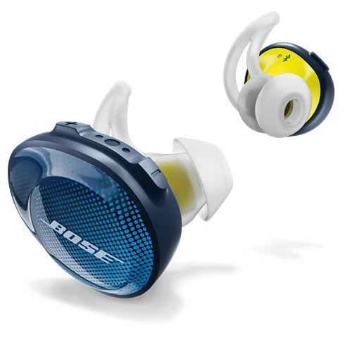 Slúchadlá Bose SoundSport FREE, modré B 774373-0020
