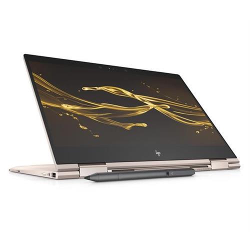 HP Spectre 13 x360-ae009nc, 13.3 FHD/Touch, i5-8250U, Intel HD, 8GB, 256GB PCIe, W10, 2y, Pale rose gold 2ZG64EA#BCM