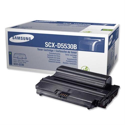 SAMSUNG SCX-D5530B H-Yld Blk Toner Cr SV199A