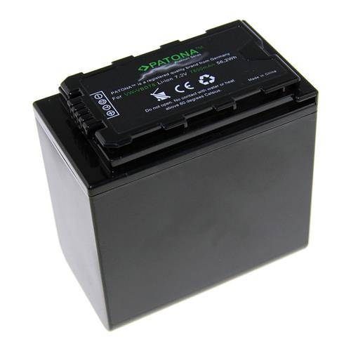 PATONA batéria pre foto Panasonic VW-VBD78 7800mAh Li-Ion PT1231