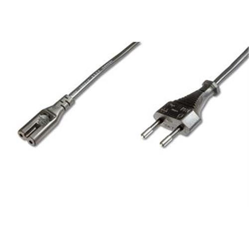 PremiumCord kábel sieťový 230V k magnetofonu 5m kpspm5
