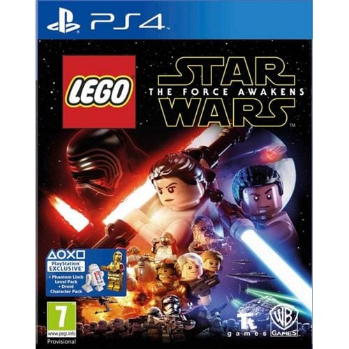 PS4 hra - LEGO Star Wars: The Force Awakens 5051892199056