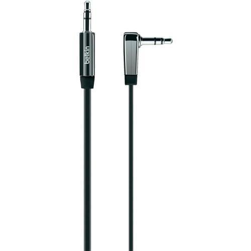 Belkin 3.5mm Jack M/M pravoúhly MIXIT, 0.9m čierny AV10128cw03-BLK