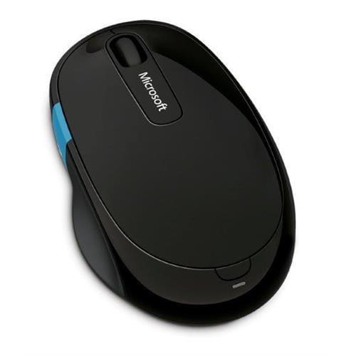 Myš Microsoft Sculpt Comfort Mouse Wireless, čierna H3S-00002