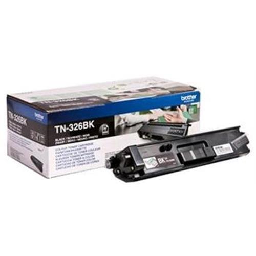 Toner BROTHER TN-326 Black HL-L8250CDN/L8350CDW, DCP-L8400CDN/L8450CDW, MFC-L8650CDW/L8850CDW TN326BK