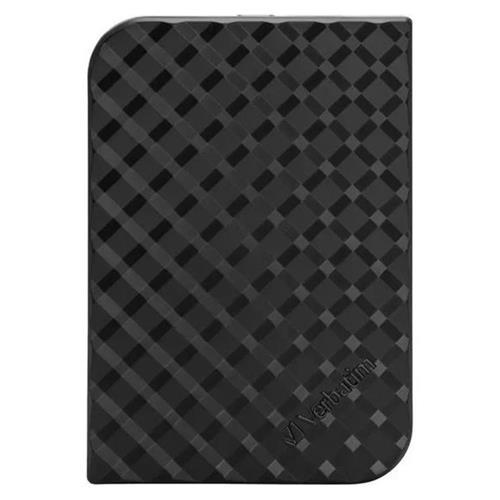 VERBATIM SSD externý 256GB Store ´n´ Go Portable USB3.2 Gen 1, čierny 53249