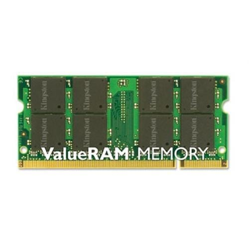 Kingston 2GB DDR2-800MHz SODIMM CL6 KVR800D2S6/2G