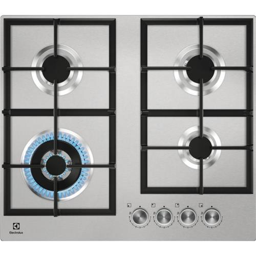 ELECTROLUX Plynová varná doska KGU64361X