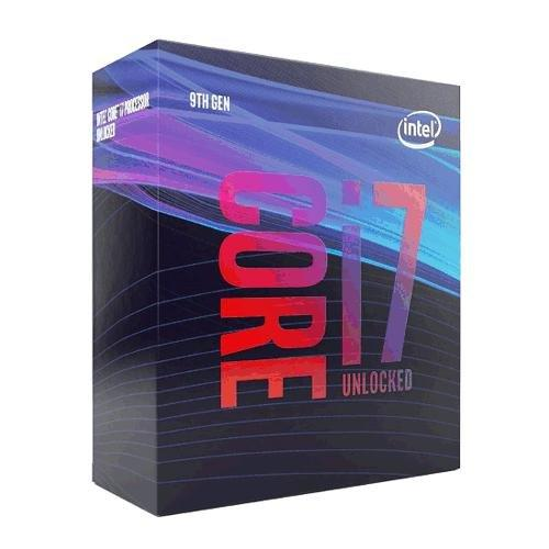 INTEL Core i7-9700F (3,6Ghz / 12MB / Soc1151 / noVGA) Box BX80684I79700F